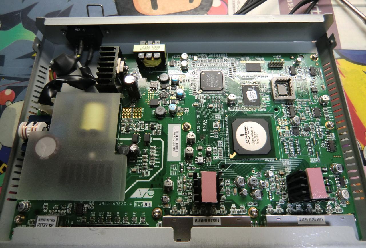 GS908M 基板