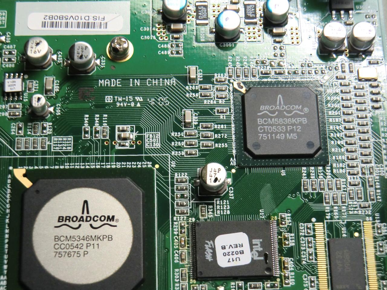 GS908M チップ